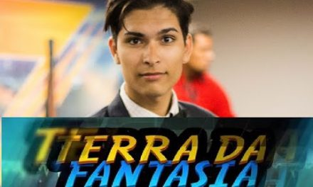 Anime Terra da Fantasia