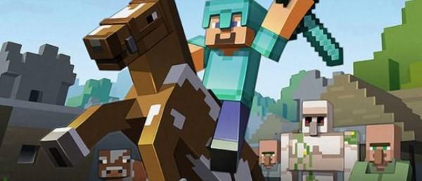 Minecraft vira ferramenta para educar crianças