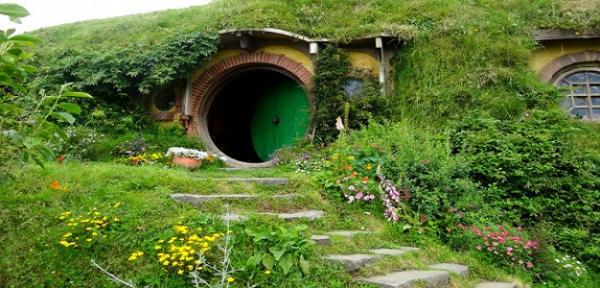 Toca Hobbit para humanos