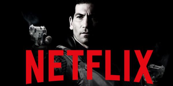 Netflix planeja série solo para Justiceiro