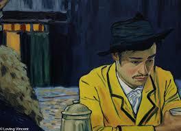 Filme sobre Van Gogh é feito com pintura a óleo