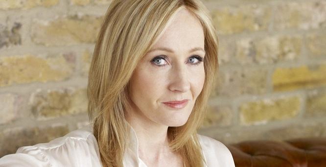 J.K.Rowling lançará novos livros