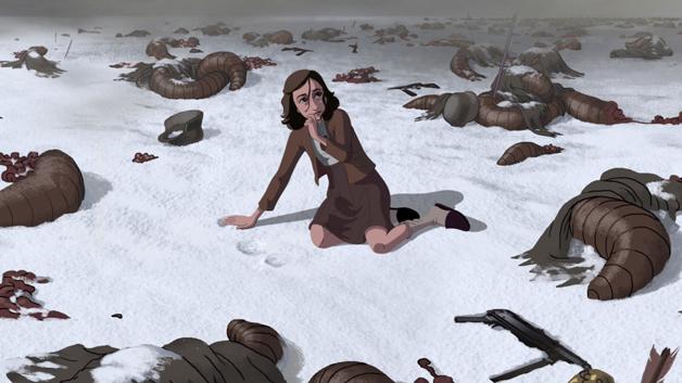 História de Anne Frank vira animação