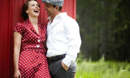 Ensaio pré-casamento inspirado em Diário de uma Paixão