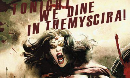 Heróis da DC em cartazes de cinema