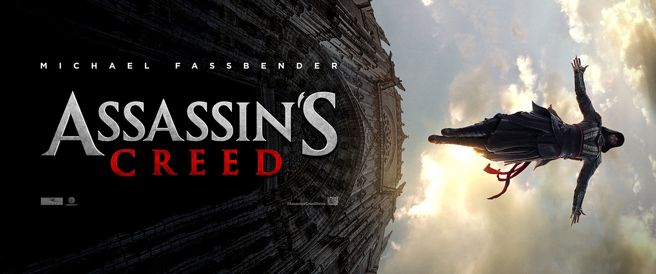 'DLCs' de Assassin's Creed no cinema
