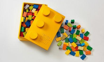 LEGO como ferramenta de alfabetização inclusiva