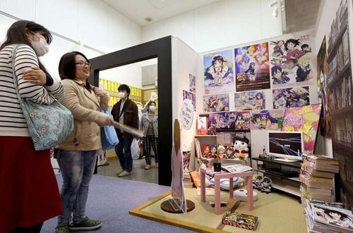 Seis museus para os fãs de anime e manga