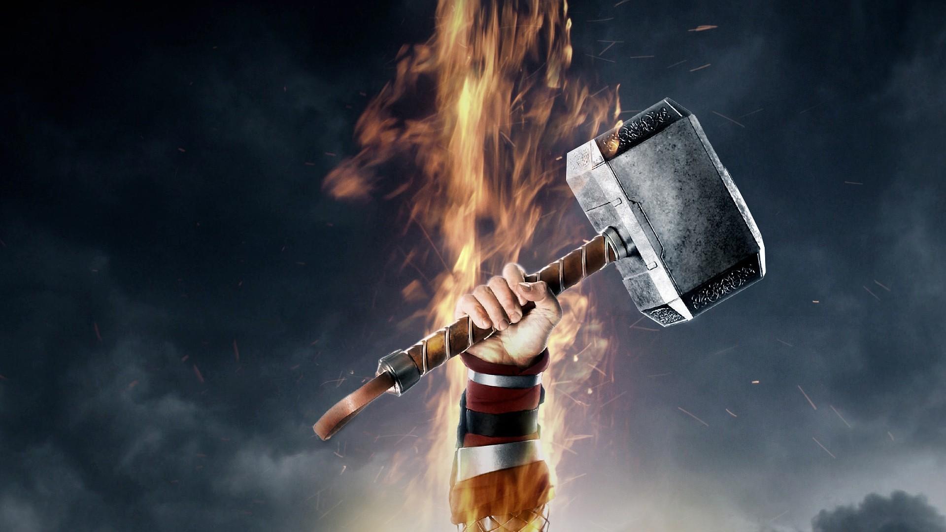 Personagens que já levantaram o Mjölnir