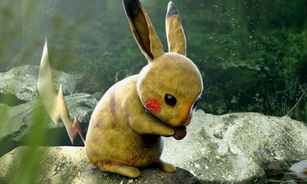 Pokemon realista por Joshua Dunlop