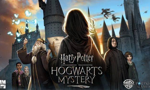 Harry Potter: Mistérios de Hogwarts | Lançamento ainda em 2018