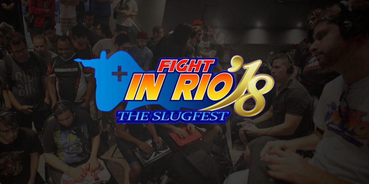 Confira agora tudo que rolou na principal etapa do Circuito Fight in Rio 2018!