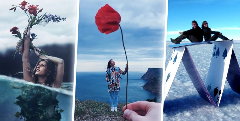 Confira 5 dicas incríveis para você se inspirar e fazer aquela foto criativa!