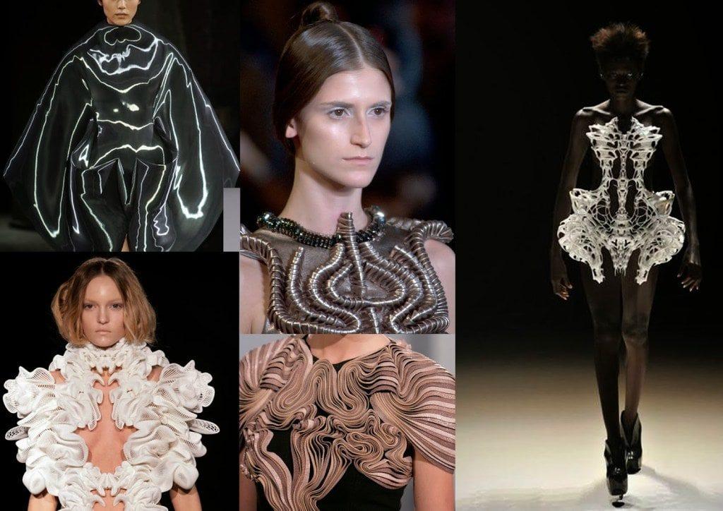 Moda, Roupa, Indústria da moda, 3D, impressora 3D