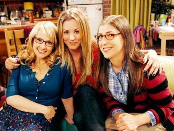 Big Bang Theory, mulheres, personagens femininas, geek, seriado, nerd, ciência, física, comédia, 12ª temporada