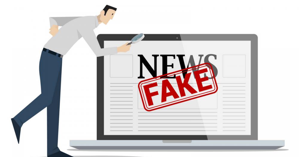 fake news fontes