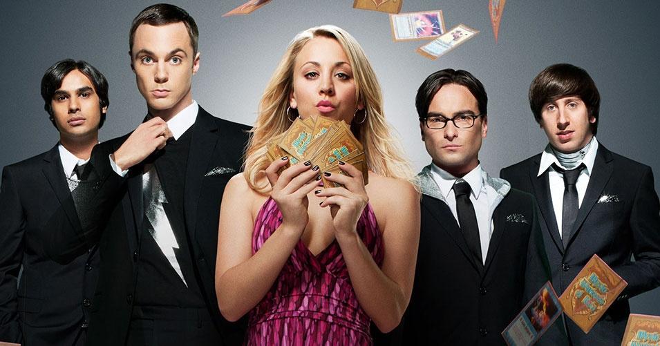 Big Bang Theory, audiência, ranking. seriado, nerd, ciência, física, comédia, 12ª temporada