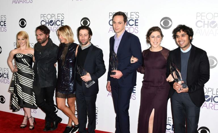 Big Bang Theory, Peoples choice awards, prêmio, premiação, seriado, nerd, ciência, física, comédia, 12ª temporada