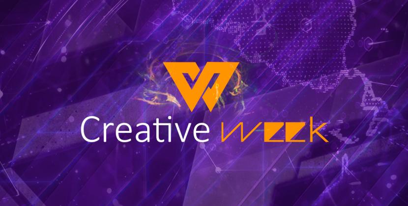 CREATIVE WEEK: Tudo o que você precisa saber!