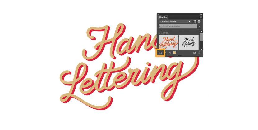 Descubra aqui a arte Lettering: o meio de se expressar por meio das formas das letras!