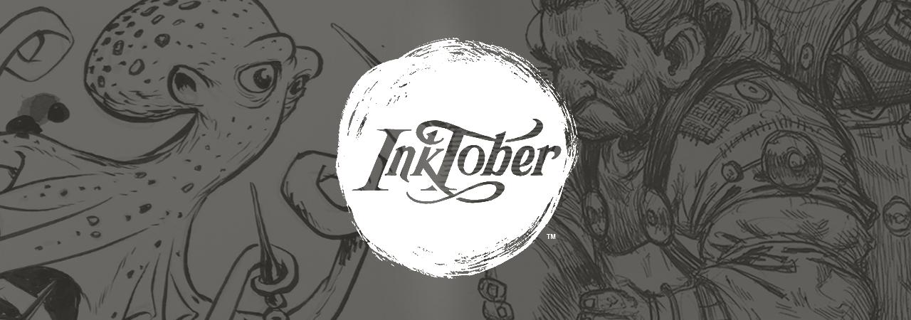 Conheça o Inktober e mergulhe nessa novidade em ilustração!