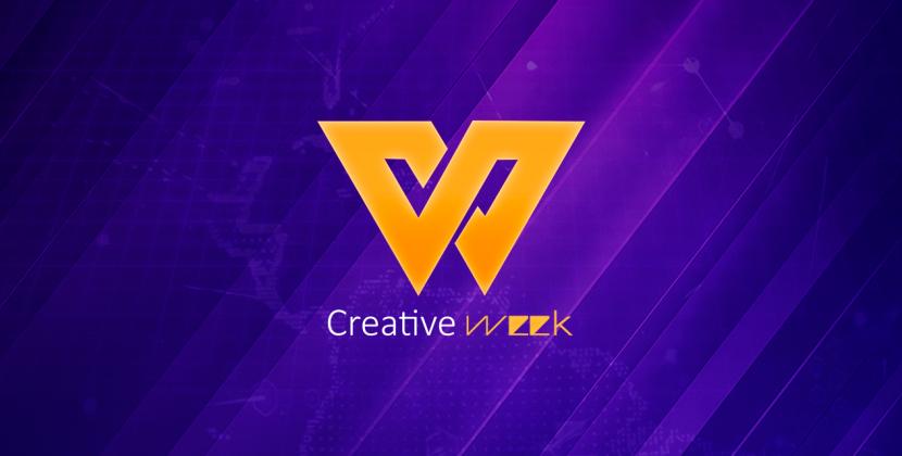 Creative Week traz à Niterói grandes nomes do entretenimento em mais uma edição de sucesso!