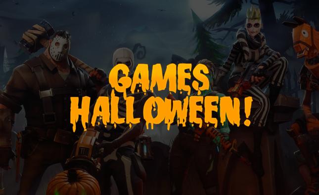 Descubra os games que já estão no clima do Halloween!