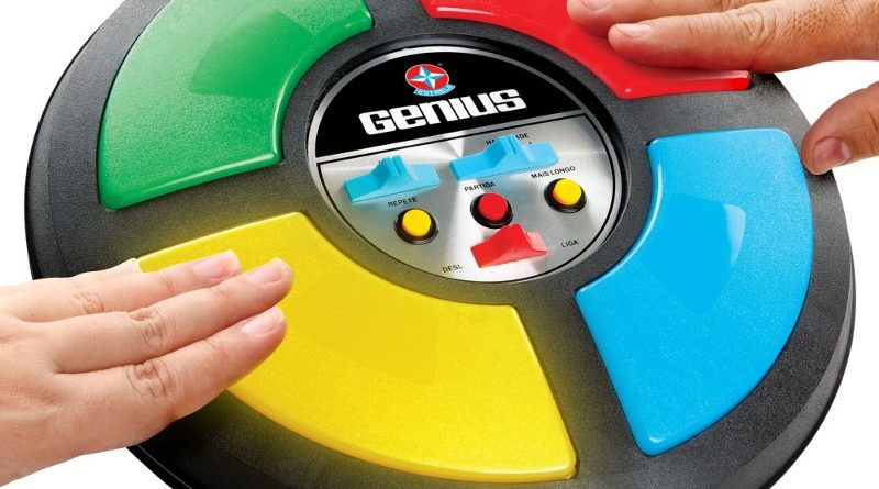 genius - brinquedo