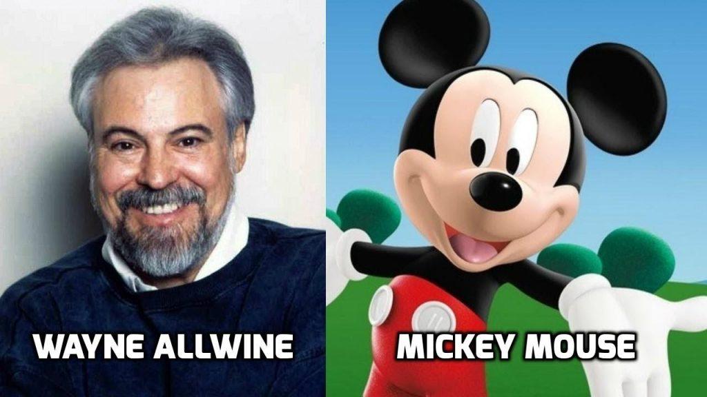 Wayne Allwine